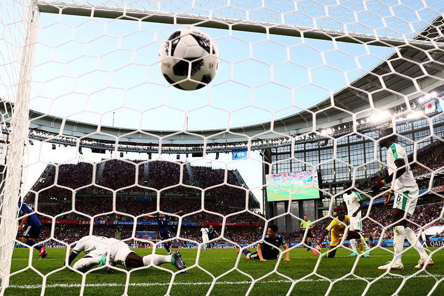 世界盃H組 日本2:2戰平塞內加爾