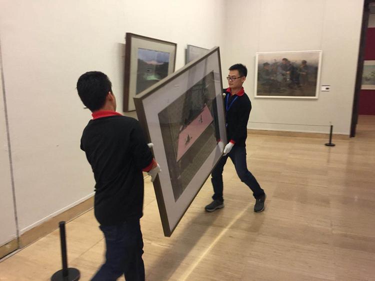大陸美展現抄襲作品 畫家:中共統治的惡果