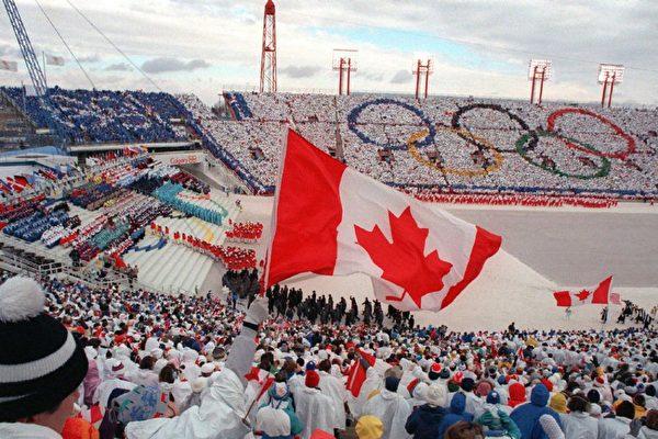 卡加利申辦2026年冬奧會