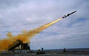 打造未來戰船 美海軍擬用NSM隱身反艦導彈