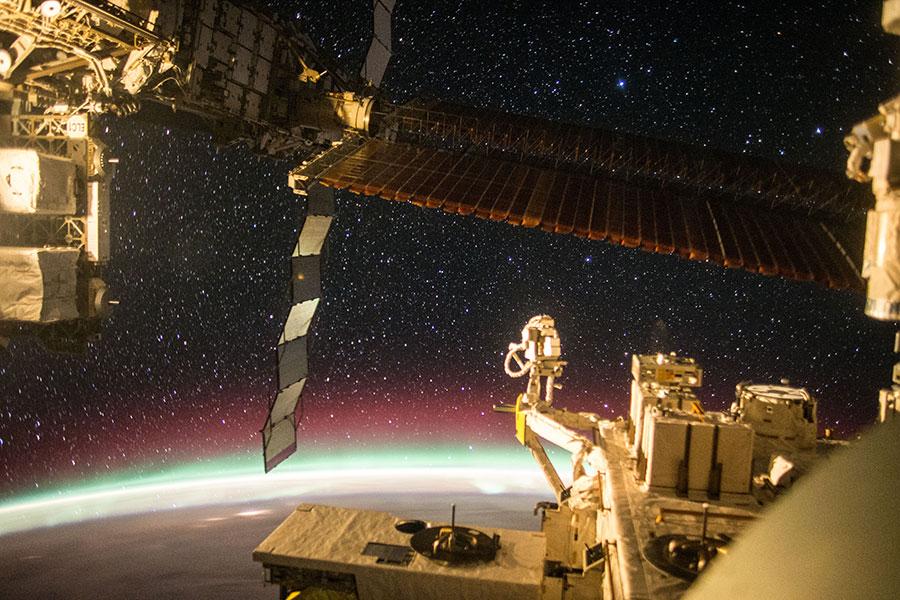特朗普政府決定限制中國公司在美國多個行業進行投資和收購,包括從航空航天到機器人等領域。(NASA)
