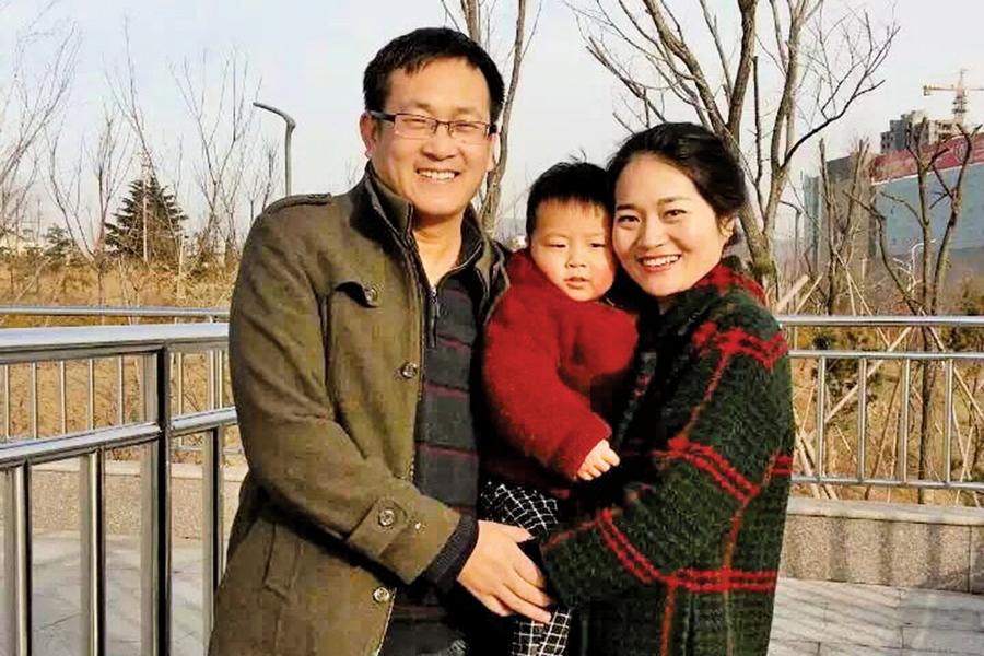 王全璋3年無音訊 五歲兒:我想你