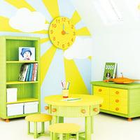 巧造兒童房 幫助孩子成長