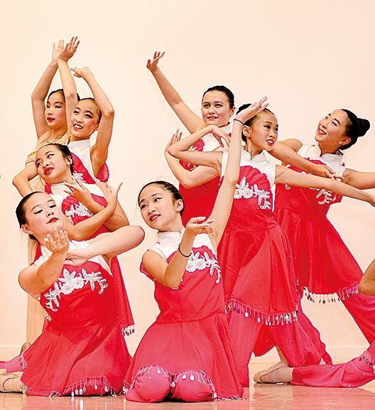 舞蹈夏令營。(大紀元資料圖片)