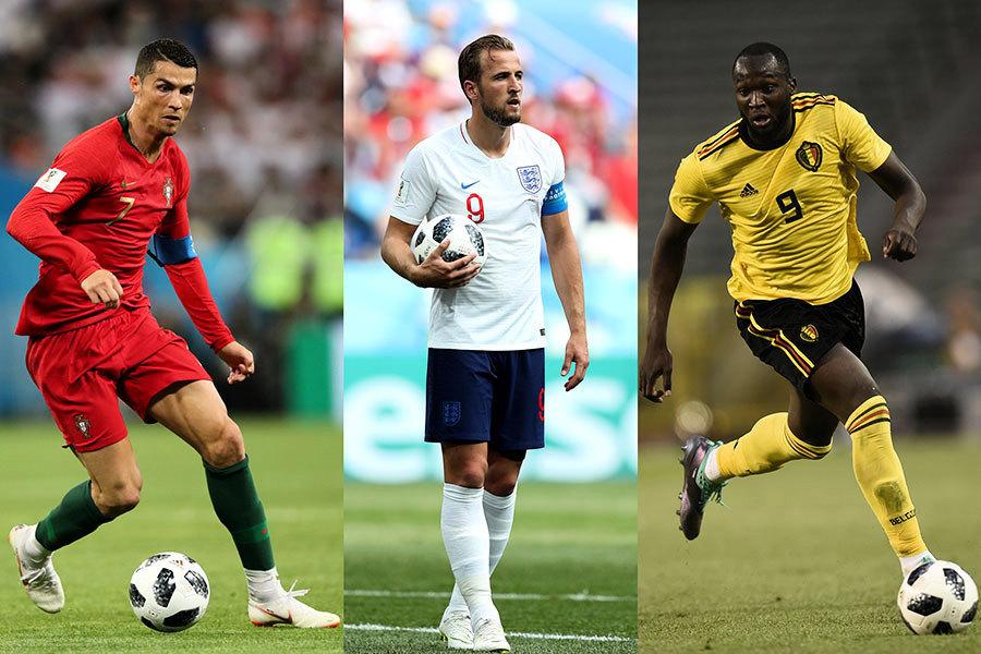 哈利卡尼、C朗、盧卡古 誰是本屆盃賽最佳射手?
