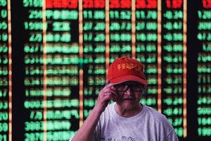 貿易衝突升溫 陸股跌入熊市人民幣疲軟