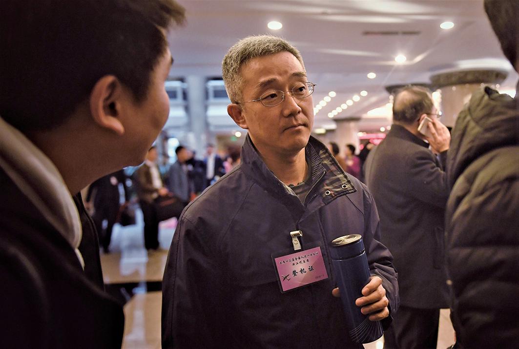 胡錦濤之子胡海峰將調任浙江省設區市黨委書記。(大紀元資料室)