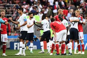 世界盃現「默契球」 法國丹麥拒爭小組第一