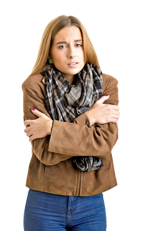 疲倦、怕冷、腳浮腫 小心甲狀腺功能低下