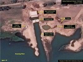 傳平壤暗藏秘密鈾濃縮設施 或已運行十餘年