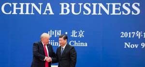 傳習近平打算反擊美國貿易戰