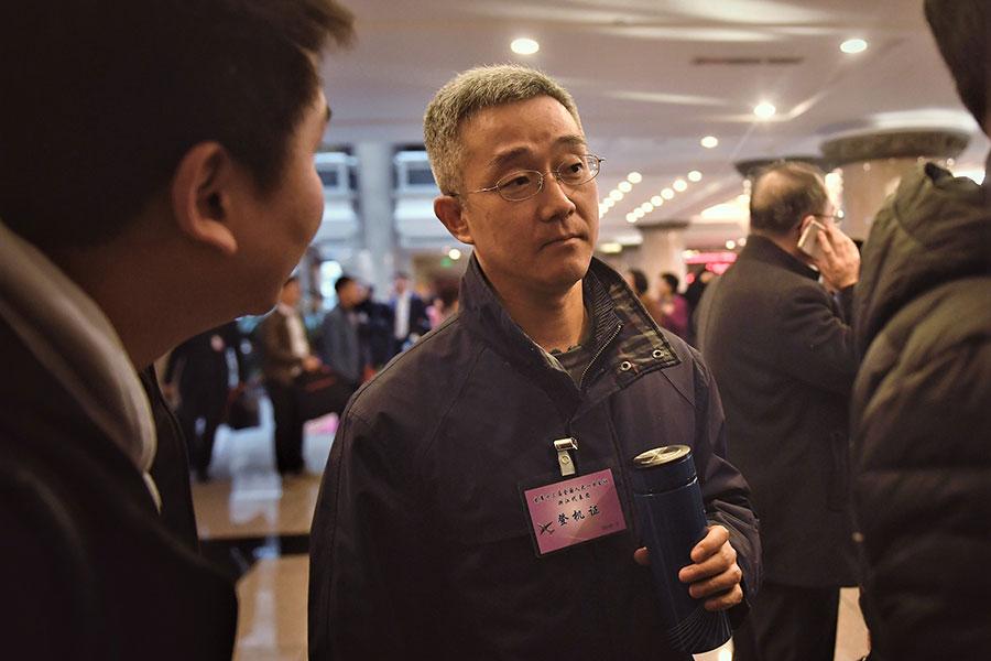 港媒援引消息人士的話稱,胡海峰傳將轉任麗水市委書記。(大紀元資料室)