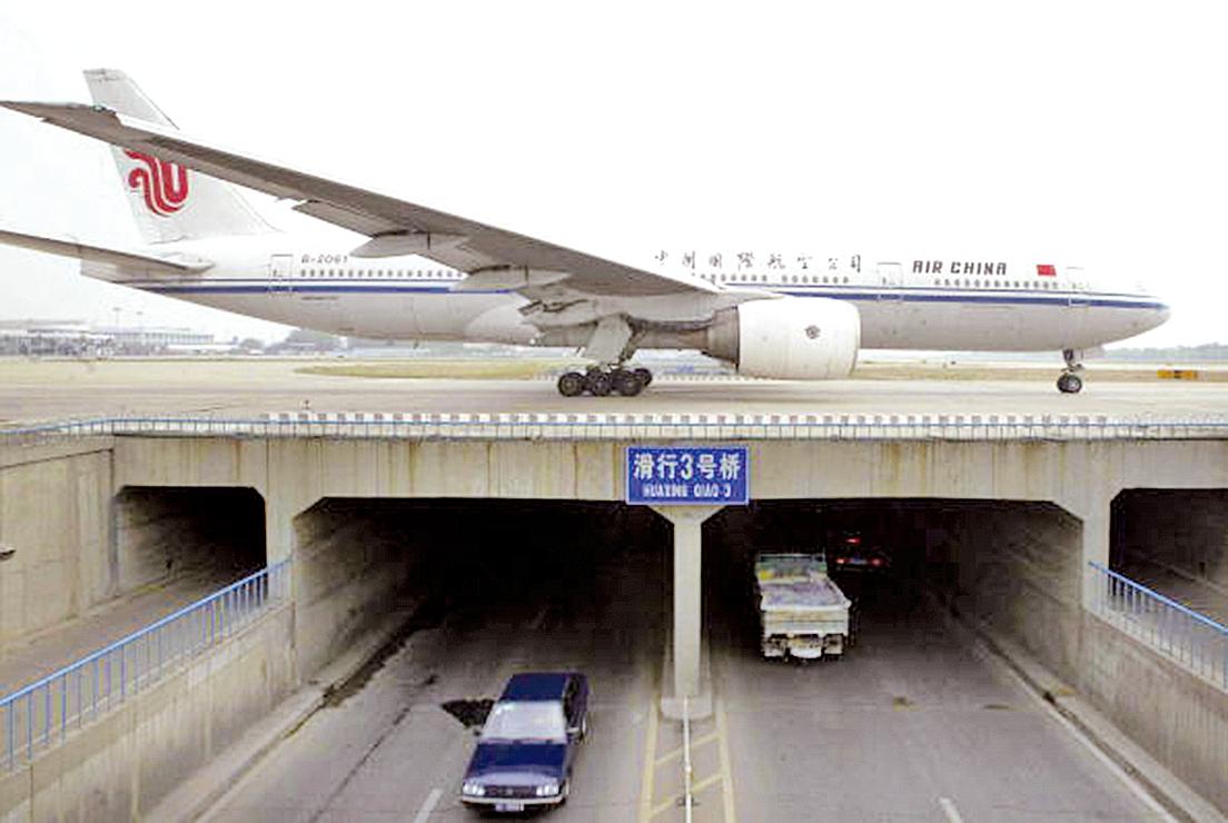 中國的航空公司正在為支出增加和乘客減少而苦惱。(AFP)