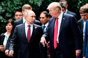 特朗普普京峰會 7月16日芬蘭舉行