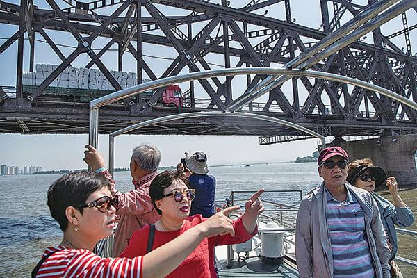 中美貿易緊張之際 中共放鬆對北韓制裁