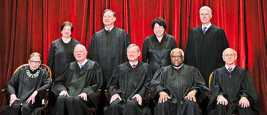 大法官退休特朗普獲絕佳機會補缺