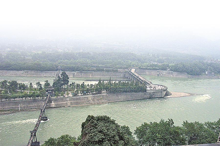 無任何批文 都江堰違建電站立六年未拆