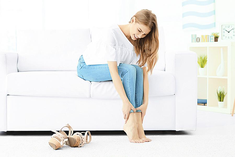 淺談舉步維艱的足底筋膜炎