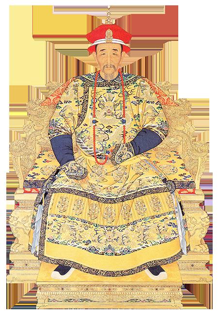 聖祖康熙帝:wiki