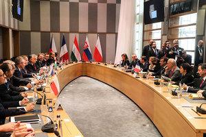 歐盟通宵談判達移民難民協議 但分歧猶在