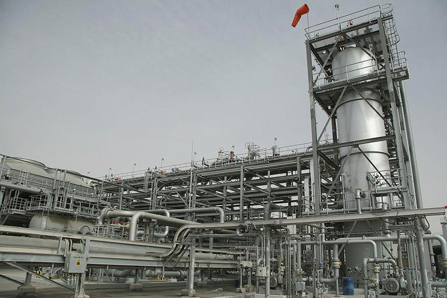 美國總統特朗普表示,沙特阿拉伯國王已同意增產原油。(AFP/Getty Images)