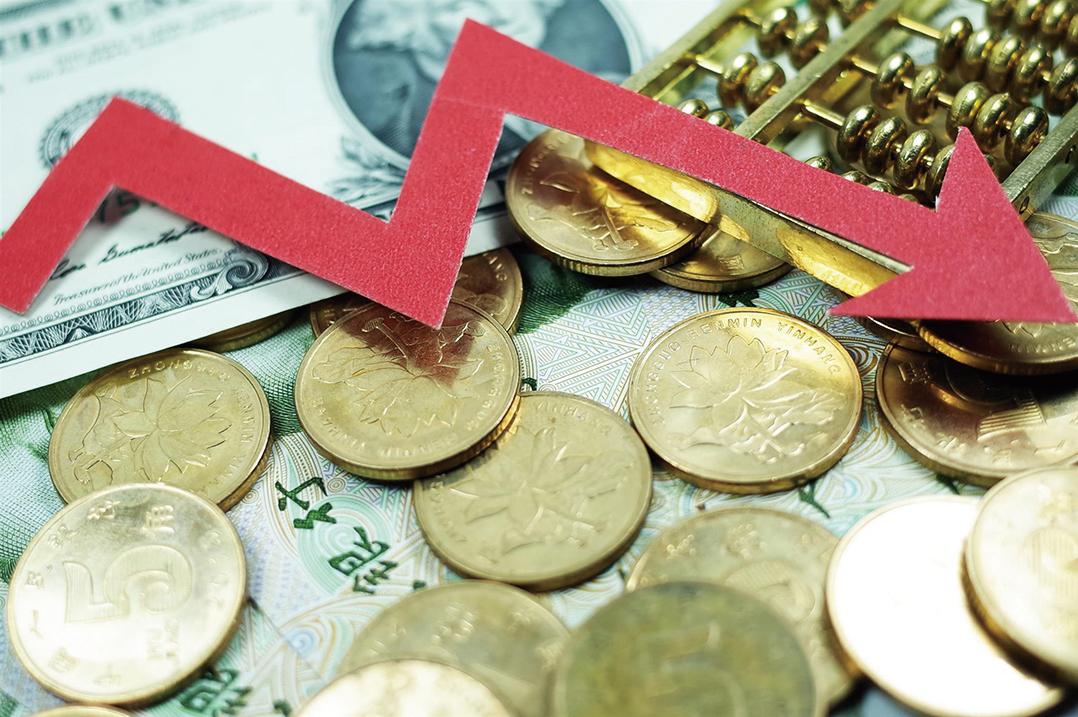 人民幣匯率6日貶2% (大紀元圖片庫)
