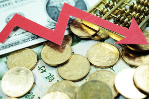 A股創28月新低 人民幣6日貶2%