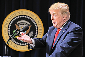 有信心扭轉不公貿易 特朗普:各國願意與美國談判