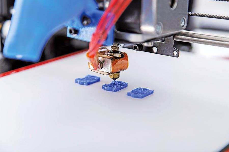 科學家研製可逆3D打印複合材料