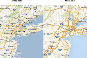 專家評析谷歌地圖2016年重大改動