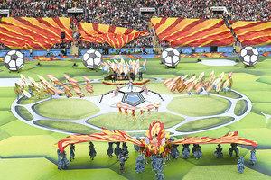世界盃中國媒體最多背後有原因