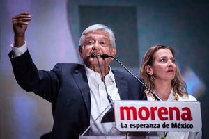 墨西哥大選 奧夫拉多爾宣佈勝選 特朗普祝賀
