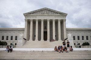 特朗普面試四名大法官候選人 或提名女法官