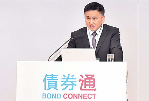 央行副行長兼外匯管理局局長潘功勝。(郭威利/大紀元)