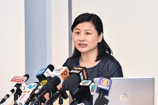 瑞銀亞太區投資總監及首席中國經濟學家胡一帆。(郭威利/大紀元)