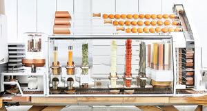 首家機械人漢堡店 舊金山開業