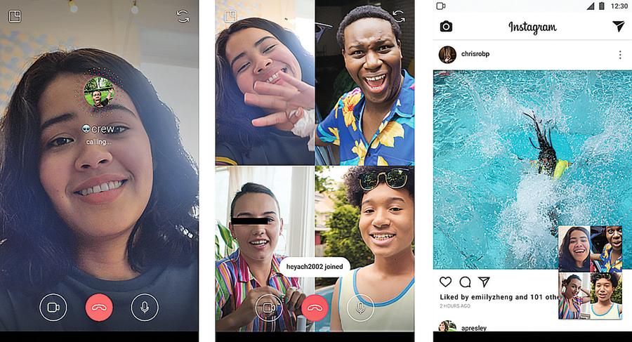 Instagram大舉進軍影音市場