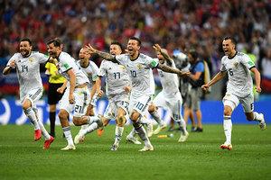 爆冷!俄羅斯十二碼大戰5:4擊敗西班牙進八強