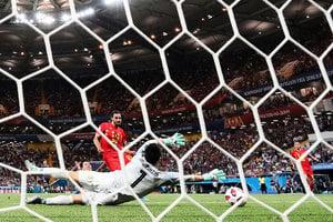 比利時3:2驚險逆轉戰勝日本 晉級8強