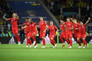 十二碼大戰5:4勝哥倫比亞 英格蘭進八強