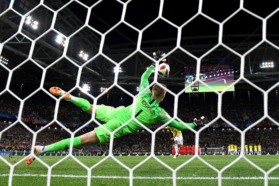 繼2006年德國世界盃後,本屆世界盃四強席位,再次全部由歐洲球隊佔據。(Matthias Hangst/Getty Images)