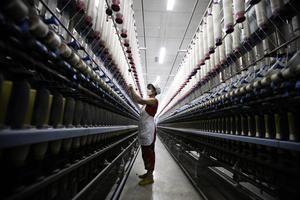 大陸工業利潤減少近二千億 佯稱增長16.5%