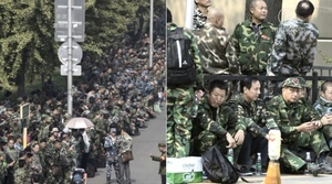 中共萬警暴力清場老兵 鎮江事件被指不簡單