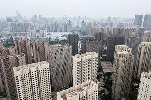 債務風險增 中國地產商面臨評級下調壓力