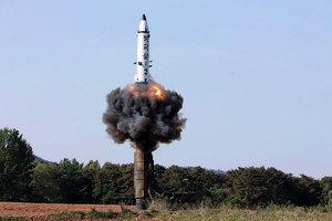 日媒:美情報顯示 北韓持續生產導彈發射器