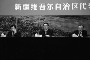 中共迫害人權 美官員籲制裁新疆書記