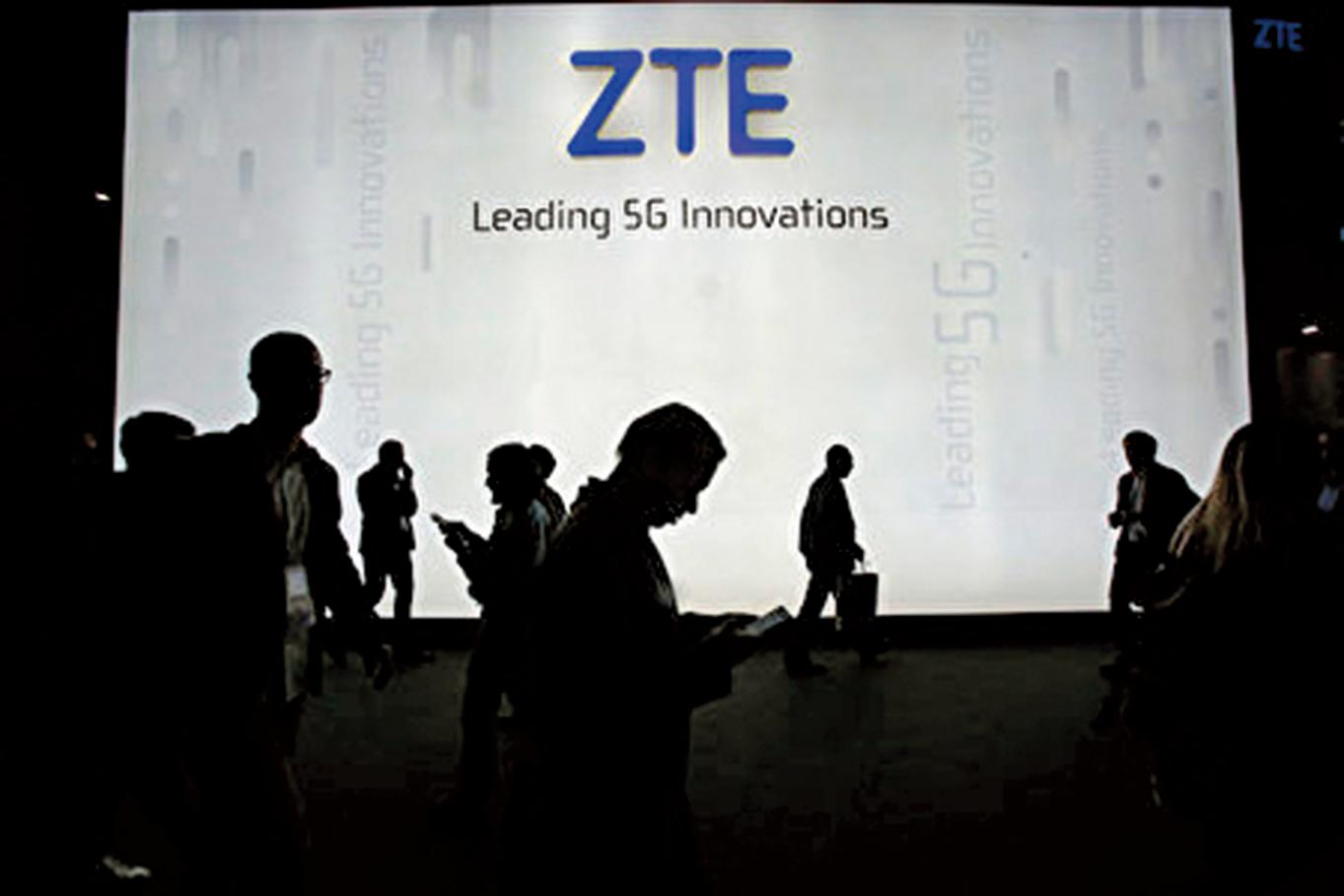 美國商務部授權中國中興通訊公司於7月2日至8月1日期間,可與部份美國公司暫時恢復部份商業活動。圖為資料圖片。(Getty Images)