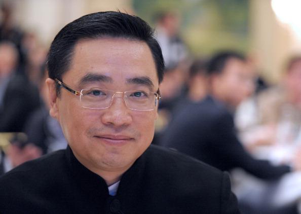 海航集團有限公司聯合創始人、董事長王健於7月3日在法國出差期間死亡。(ERIC PIERMONT/AFP/Getty Images)
