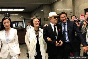 周立波訴「涉毒案」原委 稱遭某富二代陷害