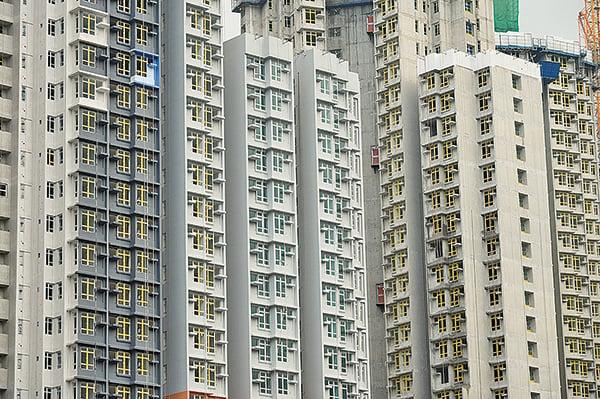 全港近76萬公屋居民9月預料加租10%,平均上調金額約為188元。(大紀元資料圖片)